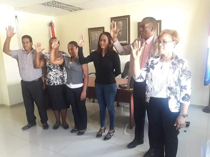 CONFORMACIÓN Y JUREMENTACION DEL COMITÉ DE ESTADÍSTICA VITAL PALENQUE