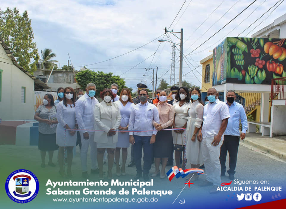 Alcaldía de Sabana Grande de Palenque inauguró las primeras obras del presupuesto participativo.