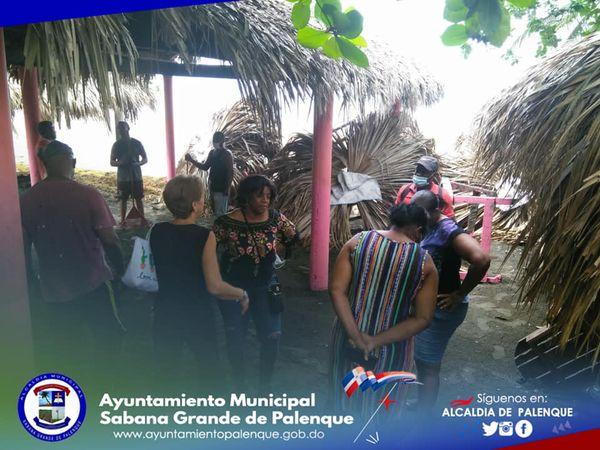 La alcaldía de Sábana Grande de Palenque y el consejo de regidores hacen un llamado a la toda la población